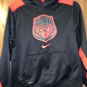 Nike Dri fit football 🏈 hoodie Lg